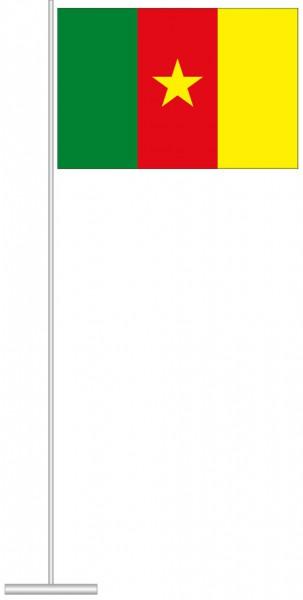 Kamerun als Tischfahne