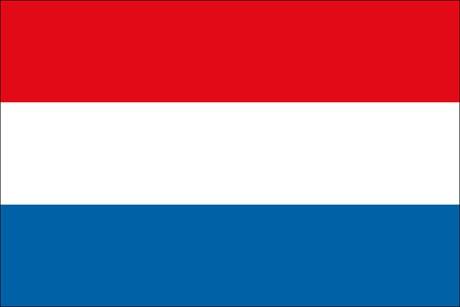 Luxemburg als Fanfahne