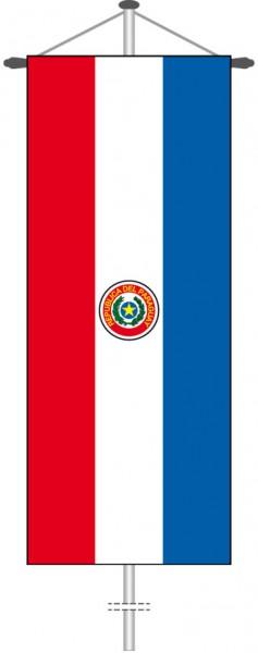 Paraguay als Bannerfahne