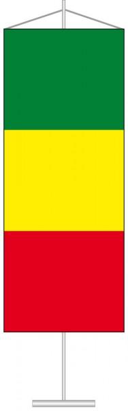 Mali als Tischbanner