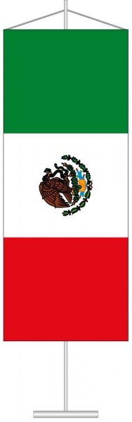 Mexiko als Tischbanner