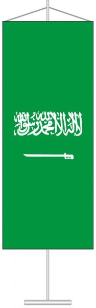 Saudi-Arabien als Tischbanner