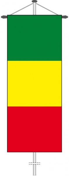 Mali als Bannerfahne