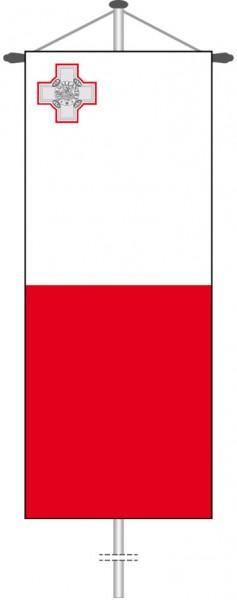 Malta als Bannerfahne