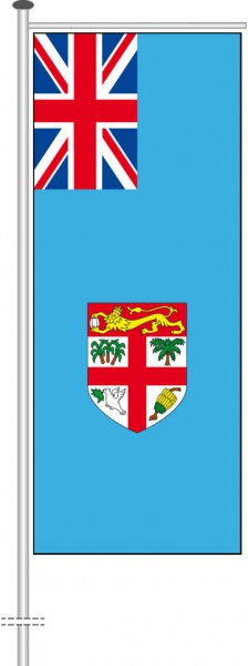 Fidschi als Auslegerfahne