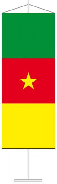 Kamerun als Tischbanner