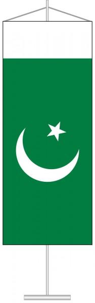 Pakistan als Tischbanner