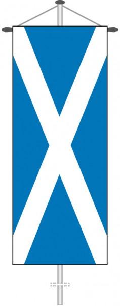 Schottland als Bannerfahne