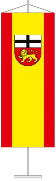 Bonn mit Wappen als Tischbanner