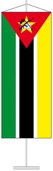 Mosambik als Tischbanner