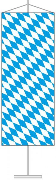 Bayern - Raute als Tischbanner